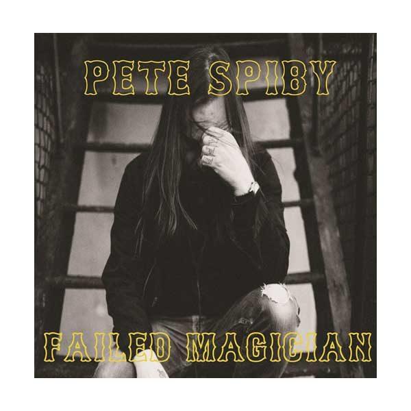 Pete Spilby Failed Magician
