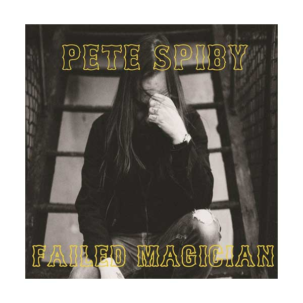 Pete Spilby Failed Magician